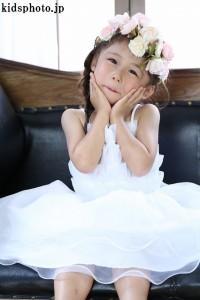 ひまりちゃん 天使のドレス屋さん 撮影会モデル
