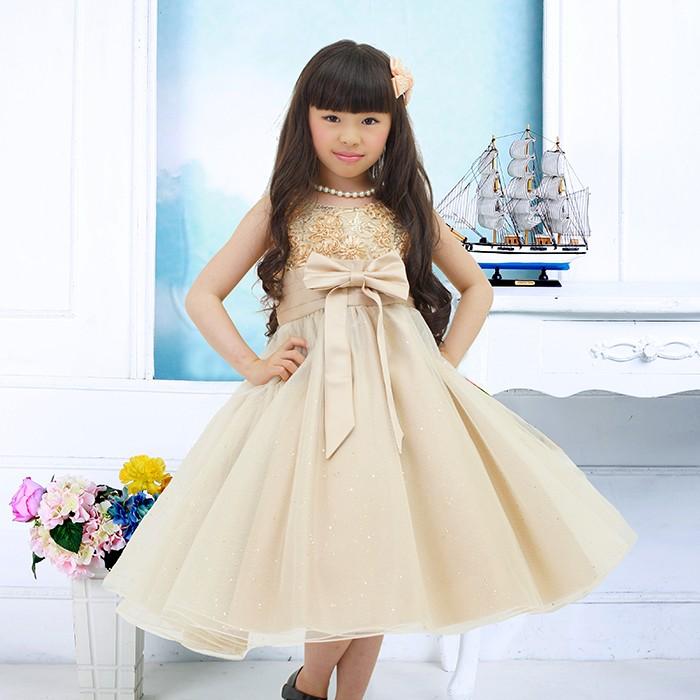 ピアノ発表会におすすめ子供ドレス