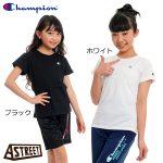 子供服champion ロゴT