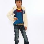 キッズモデル撮影-男の子 140cm