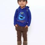 キッズモデル撮影-可愛い男の子幼稚園