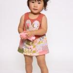 子供モデル撮影 保育園の女の子