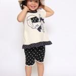 キッズモデルで撮影♪子供服と帽子での撮影