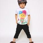 子供服モデル 男の子 キッズモデル撮影110cm