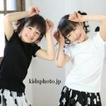 子供服ショップの商品撮影  3月28日大阪のスタジオで撮影