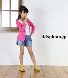 子供服撮影