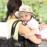 赤ちゃんの撮影 掲載されました。