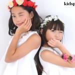 子供ドレス撮影会の画像掲載♪(9月26日開催 ラムタス様)