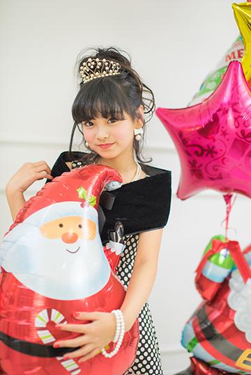 【掲載中】アップビートバルーン様のクリスマス特集に画像・動画掲載中♪kidsphoto.jp