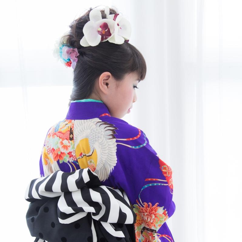 【満員】kimono Jubile(アンティーク着物)着物撮影会 9月17日予定 七五三の前撮り、ハーフ成人式などに♪