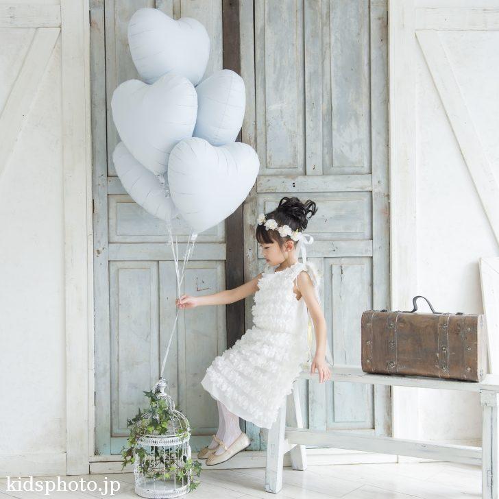 バルーンショップ ドレス