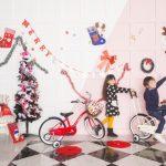 【掲載実績】自転車量販店様 クリスマス広告撮影